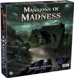 MANSIONS OF MADNESS -  HORRIFIC JOURNEYS (ENGLISH)