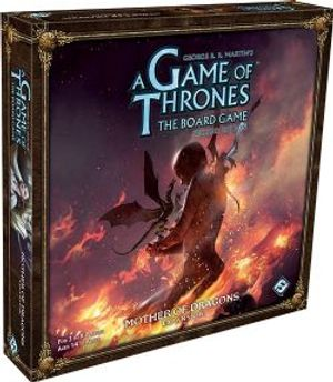 A GAME OF THRONES : THE BOARD GAME -  PRÉCOMMANDE - MOTHER OF DRAGONS (ANGLAIS)