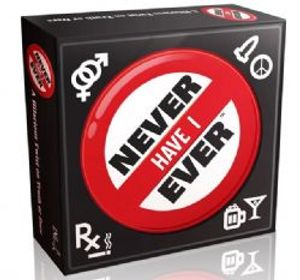 NEVER HAVE I EVER -  BASE GAME (ENGLISH)