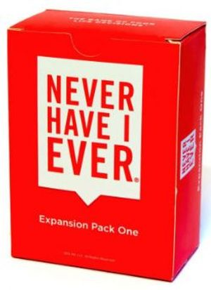 NEVER HAVE I EVER -  EXPANSION PACK ONE (ENGLISH)