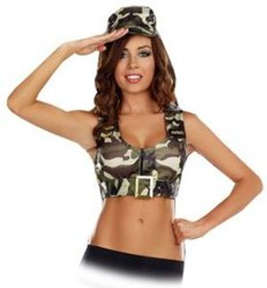 MILITARY -  BATTALION BABE