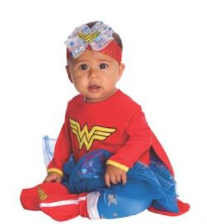 WONDER WOMAN -  WONDER WOMAN COSTUME (TODDLER - 6-12 MONTHS)