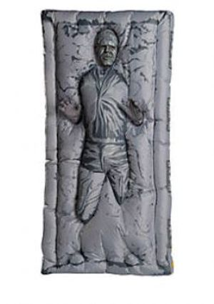 STAR WARS -  HAN SOLO IN CARBONITE COSTUME (ADULT - ONE SIZE)