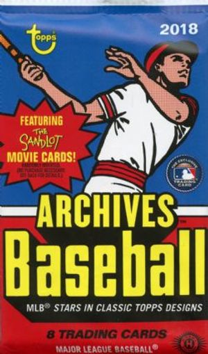 2018 BASEBALL -  ARCHIVES BASEBALL (P8/B24)
