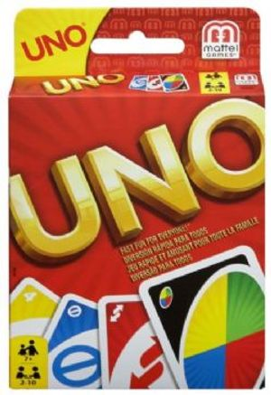 UNO -  UNO CARD GAME COMPACT