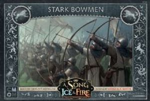 A SONG OF ICE AND FIRE -  STARK BOWMEN (ENGLISH)