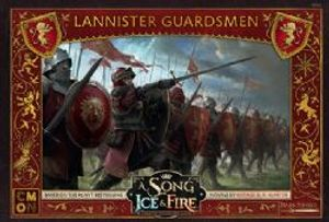 A SONG OF ICE AND FIRE -  LANNISTER GUARDSMEN (ENGLISH)