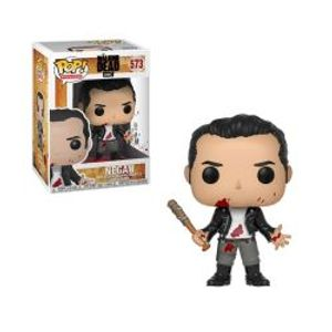 WALKING DEAD -  POP! VINYL FIGURE OF NEGAN (SHAVE) (4 INCH) 573