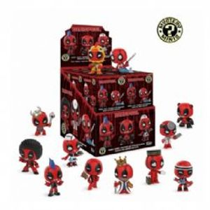 DEADPOOL -  MYSTERY MINI FIGURE (3 INCH)