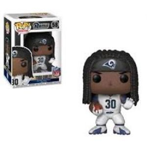 LOS ANGELES RAMS -  POP! VINYL FIGURE OF TODD GURLEY (WHITE SHIRT) (4 INCH) 58