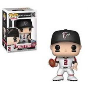 ATLANTA FALCONS -  POP! VINYL FIGURE OF MATT RYAN #02 (4 INCH) 73
