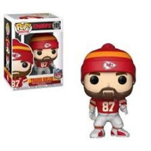 KANSAS CITY CHIEFS -  POP! VINYL FIGURE OF TRAVIS KELCE #87 (4 INCH) 101