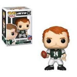 NEW YORK JETS -  POP! VINYL FIGURE OF SAM DARNOLD #14 (4 INCH) 107