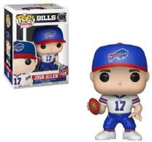 BUFFALO BILLS -  POP! VINYL FIGURE OF JOSH ALLEN #17 (4 INCH) 109