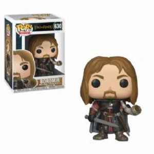 LORD OF THE RINGS, THE -  POP! VINYL FIGURE OF BOROMIR (4 INCH) 630