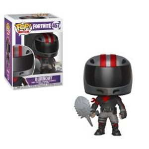 FORTNITE -  POP! VINYL FIGURE OF BURNOUT (4 INCH) 457