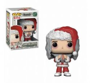 TRADING PLACES -  POP! VINYL FIGURE OF SANTA LOUIS (WITH SALMON) (4 INCH) 677