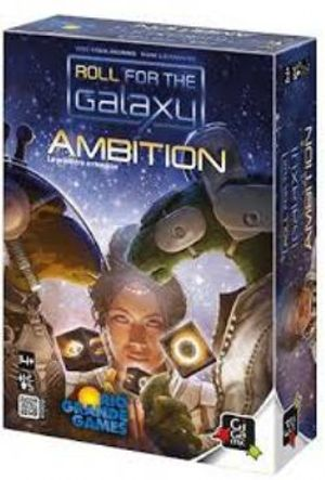 ROLL FOR THE GALAXY -  AMBITION (FRENCH)