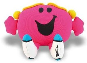 MR. MEN AND LITTLE MISS -  MISS CHATTERBOX PLUSH -  MADAME