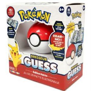 POKEMON DRESSEUR GUESS -  ÉDITION KANTO