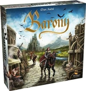 BARONY -  BARONY (MULTILINGUE)