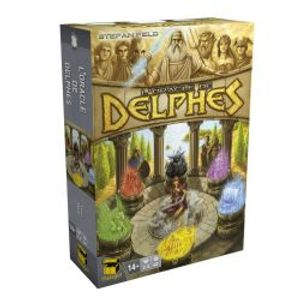 ORACLE OF DELPHI, THE -  THE ORACLE OF DELPHI (FRENCH)