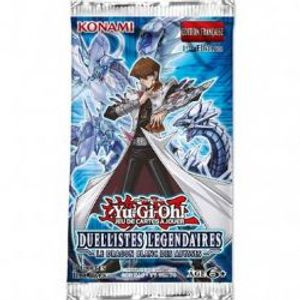 DUELLISTES LÉGENDAIRES -  WHITE DRAGON ABYSS BOOSTER PACK (P5) (FRENCH EDITION)