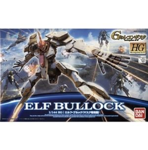 GUNDAM -  ELF BULLOCK -<BR> 1/144 -HIGH GRADE- -  MOBILE SUIT GUNDAM RECONGUISTA IN G