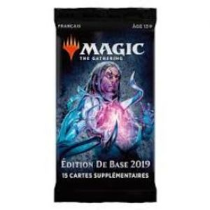 CORE SET 2019 -  BOOSTER PACK (P15/B36) (FRENCH EDITION)