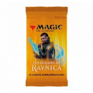 GUILDS OF RAVNICA -  BOOSTER PACK (P15/B36/C6) (FRENCH EDITION)