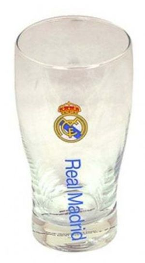 REAL MADRID -  PINT GLASS