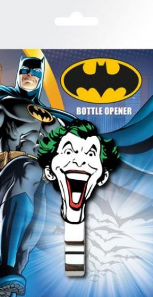 BATMAN -  JOKER BOTTLE OPENER