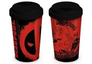 DEADPOOL -  TRAVEL MUG