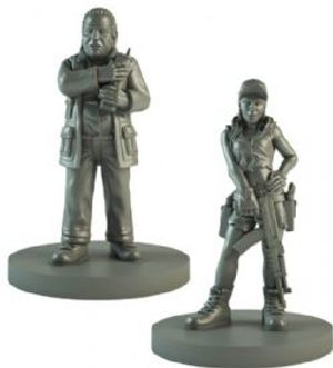 WALKING DEAD -  ALL OUT WAR - ROSITA & EUGENE EXPANSION (ANGLAIS)