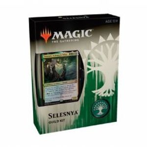 GUILDS OF RAVNICA -  SELESNYA GUILD KIT (60)