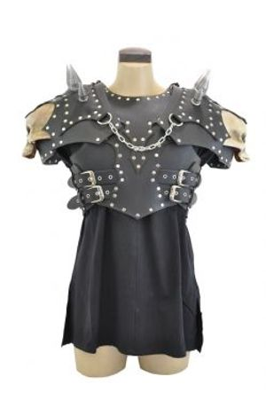 ARMORS -  NECROMANCER BREASTPLATE (LARGE)