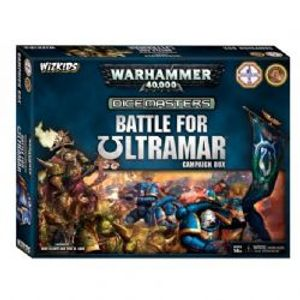 DICE MASTERS -  BATTLE FOR ULTRAMAR - CAMPAIGN BOX (ENGLISH) -  WARHAMMER 40K