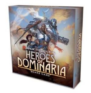 MAGIC THE GATHERING -  HEROES OF DOMINARIA BOARD GAME (ENGLISH)