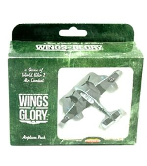WINGS OF GLORY -  WW2 - BF.110 C-4 (SHUPP) AIRPLANE PACK