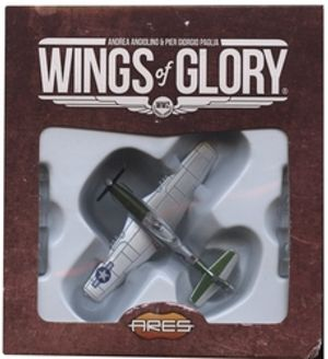 WINGS OF GLORY -  WW2 - P-51D MUSTANG (SAKS) AIRPLANE PACK