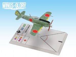 WINGS OF GLORY -  WW2 - NAKAJIMA KI-84 HAYATE (52 SENTAI) AIRPLANE PACK