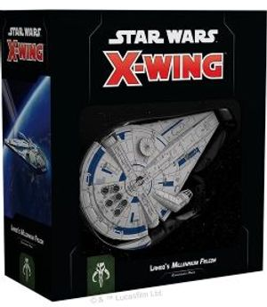 STAR WARS : X-WING 2.0 -  LANDO'S MILLENNIUM FALCON (ENGLISH)