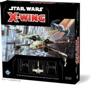 STAR WARS : X-WING 2.0 -  ENSEMBLE DE BASE (FRENCH)