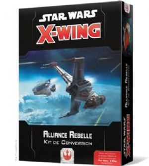 STAR WARS : X-WING 2.0 -  ALLIANCE REBELLE KIT DE CONVERSION (FRENCH)