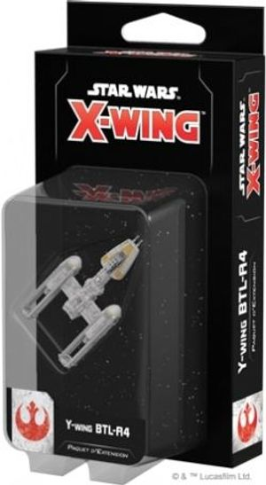 STAR WARS : X-WING 2.0 -  Y-WING BTL-A4 PAQUET D'EXTENSION (FRENCH)