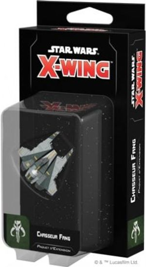 STAR WARS : X-WING 2.0 -  CHASSEUR FANG PAQUET D'EXTENSION (FRENCH)