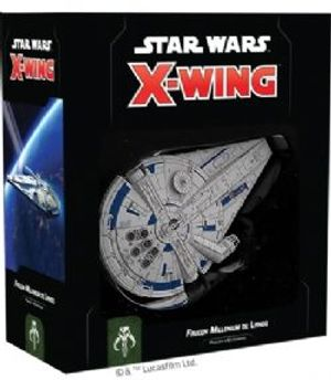 STAR WARS : X-WING 2.0 -  MILLENNIUM FALCON DE LANDO (FRENCH)