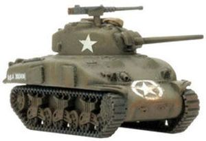 FLAMES OF WAR -  M4A1 SHERMAN -  AMERICAN