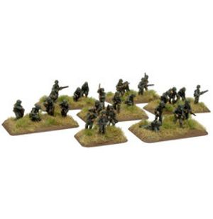 FLAMES OF WAR -  PIONEER PLATOON - LATE -  GERMAN
