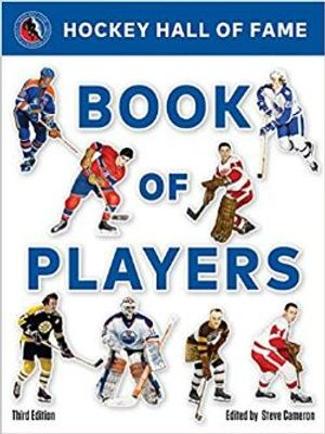 HOCKEY HALL OF FAME -  BOOK OF PLAYERS